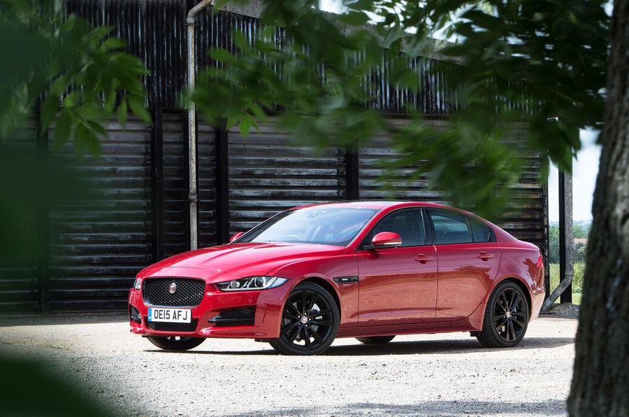 4.5 star Jaguar XE