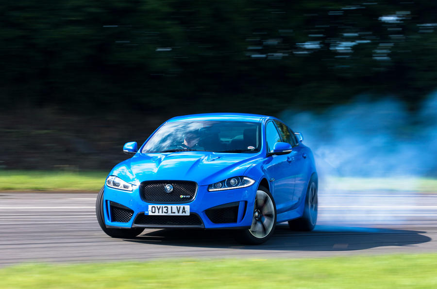 Good Jaguar XFR S First Drive Review
