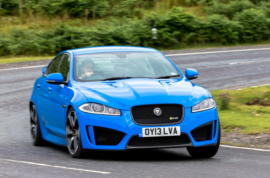 Jaguar Xfr S First Drive