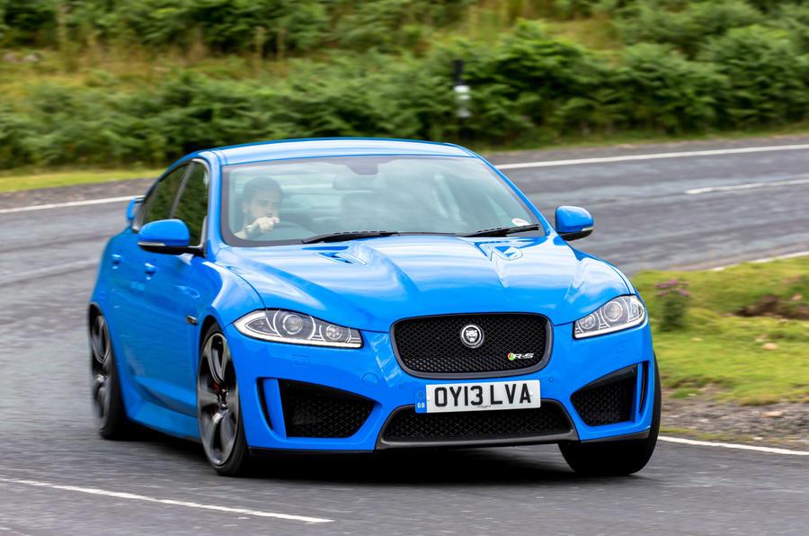 Jaguar XFR-S first drive review
