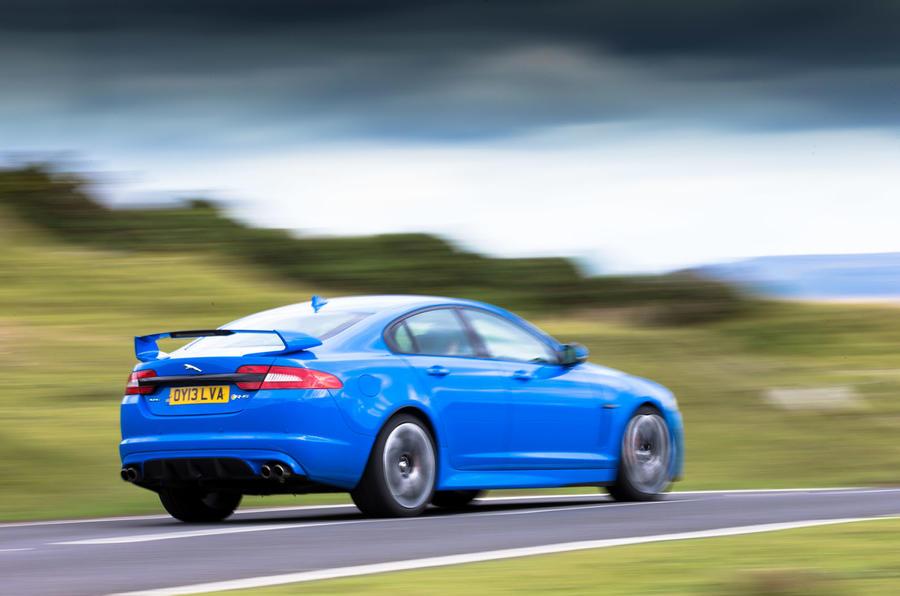 £79,995 Jaguar XFR-S
