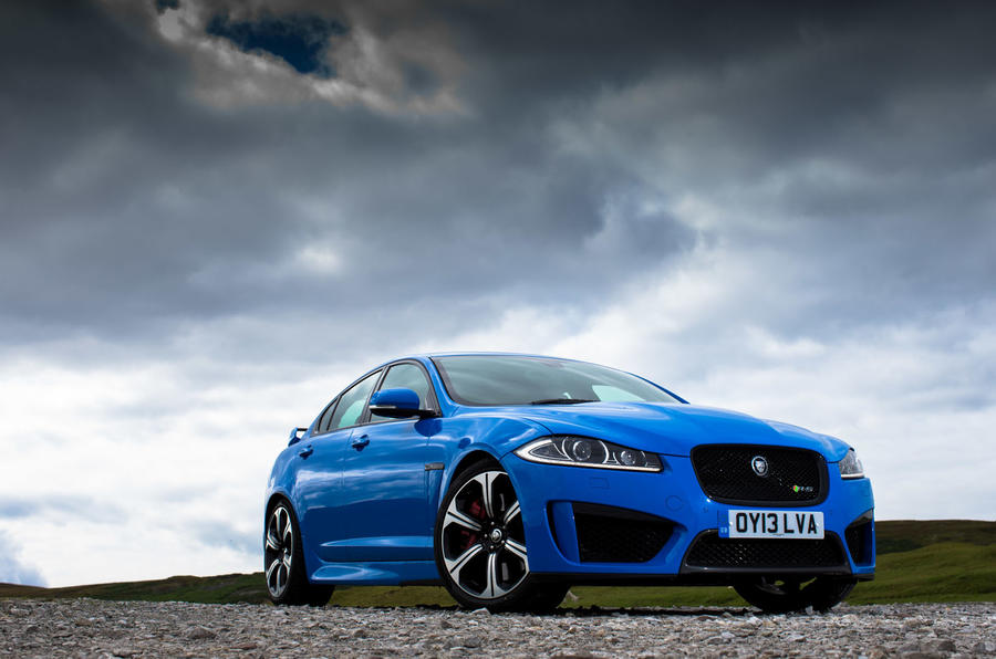 4 star Jaguar XFR-S