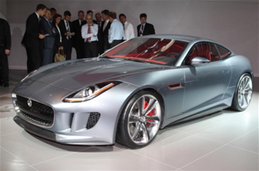 Geneva 2012: Jaguar SUV, C-X16 planned