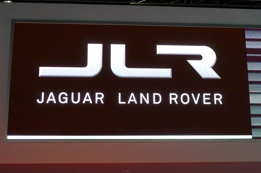 JLR to build cars in China