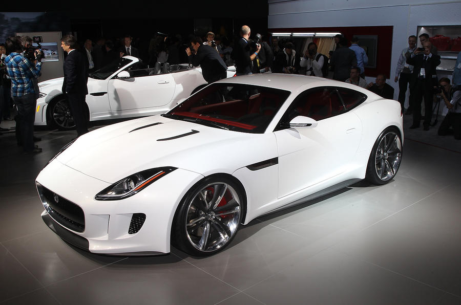 LA show: Jaguar C-X16
