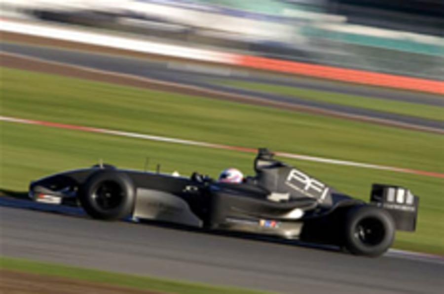 The cheapest F1 car ever