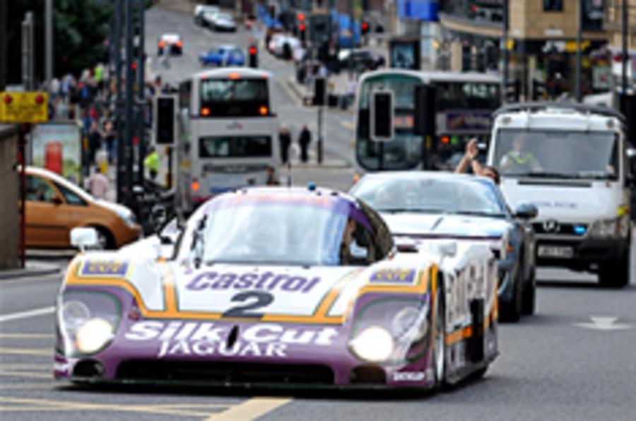Jag Le Mans winner hits Bradford