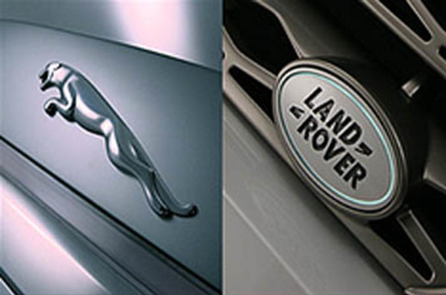 Jaguar Land Rover back in profit