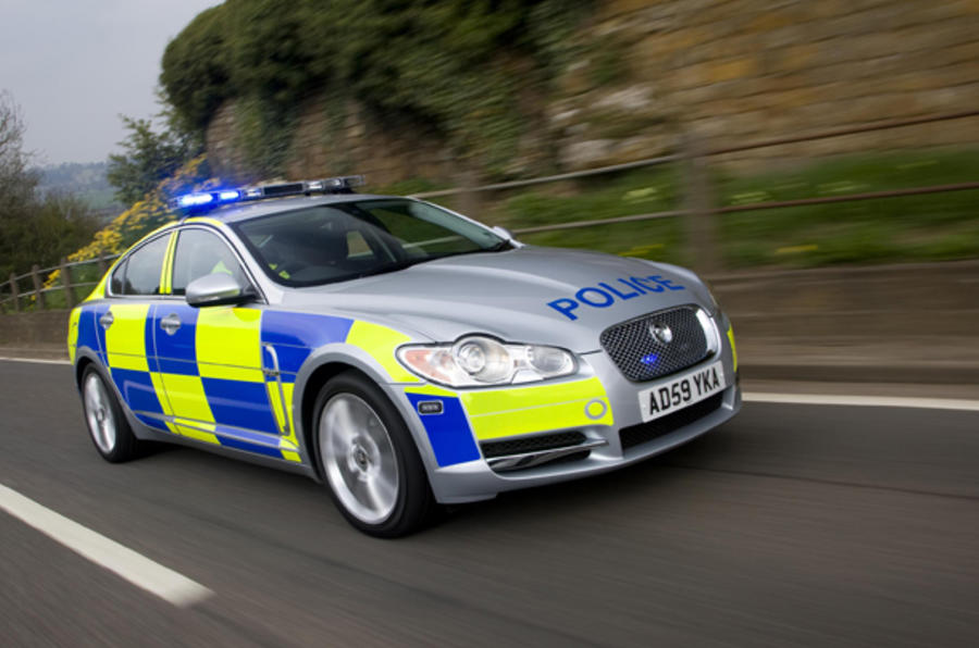 Jaguar Xf Police Car Launched Autocar
