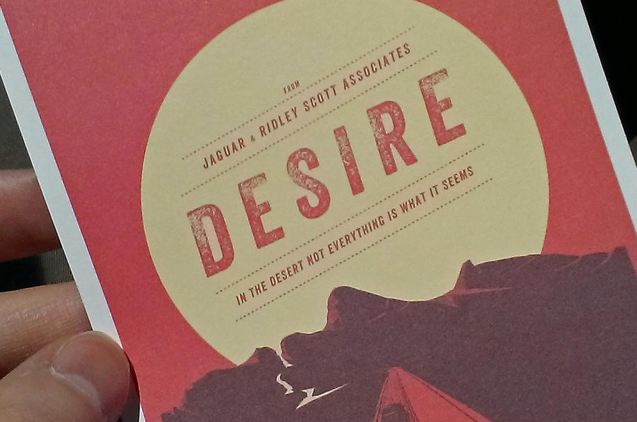 """Is Jaguar's new short film, """"Desire"""", as good as it could be?"""