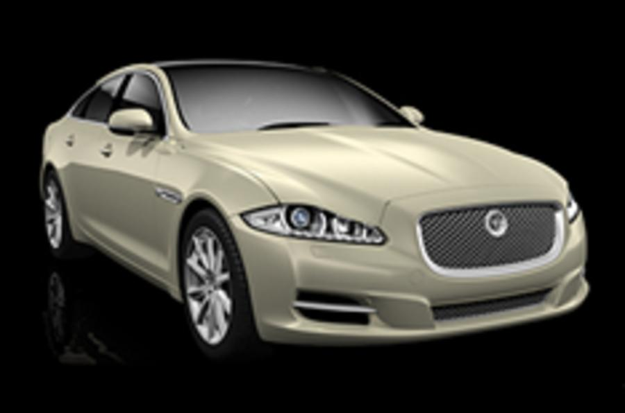 Configure your dream Jaguar XJ
