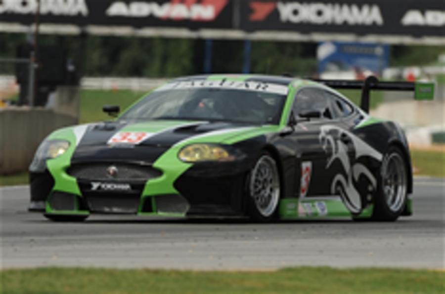 Jaguar XKR GT2 to race again