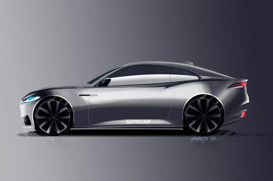2018 jaguar concept. delighful jaguar jaguar plans four new models by 2018 for jaguar concept