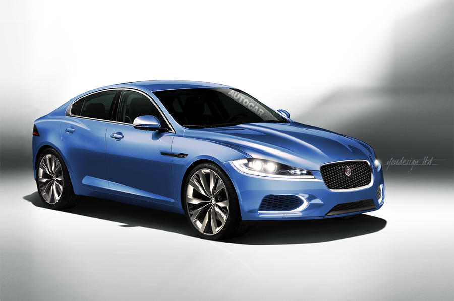 Jaguar plans four new models by 2018