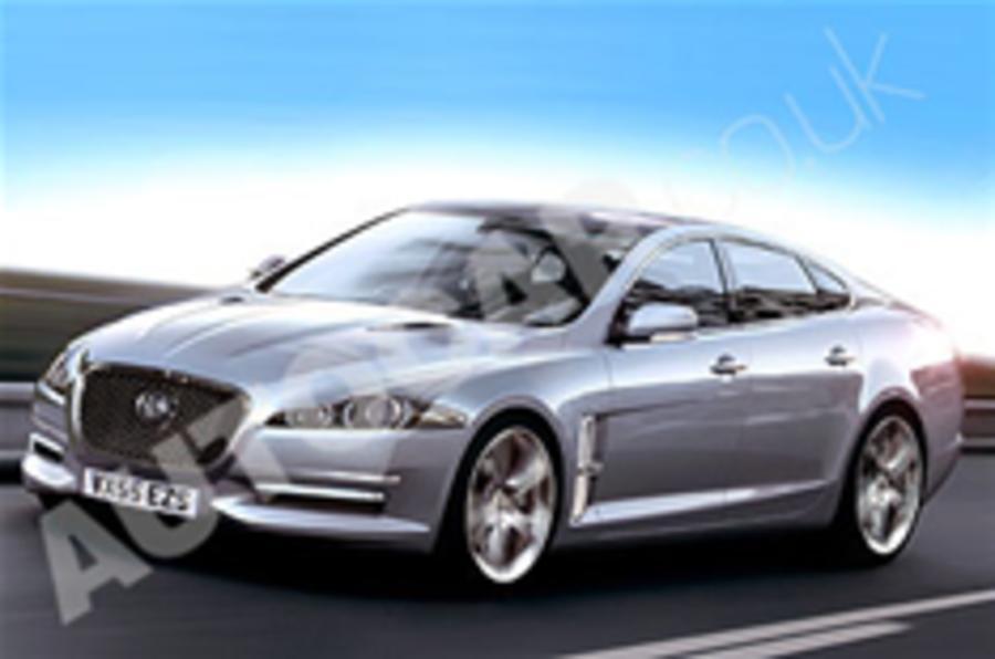 Jaguar's bolder, sharper XJ