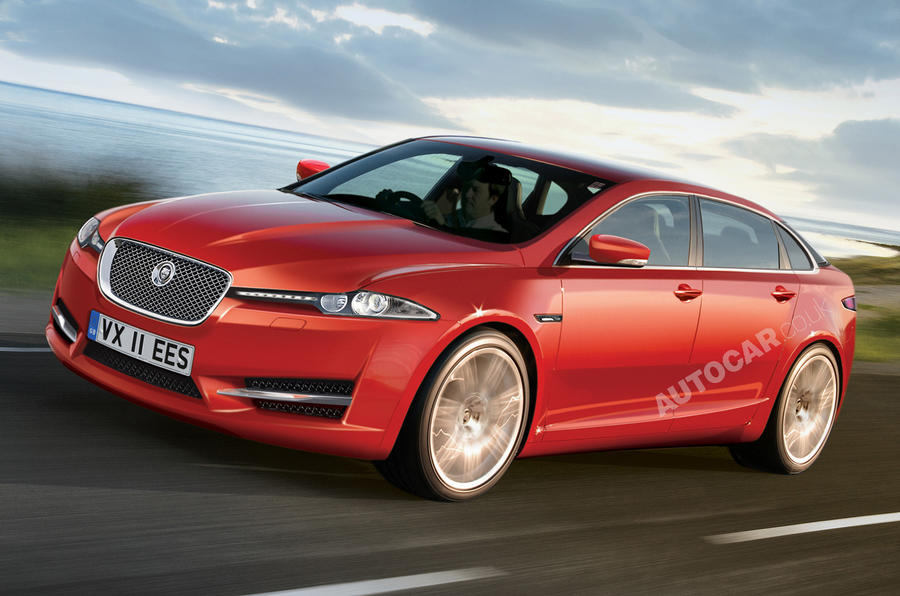 Jaguar confirms XE + X-Type