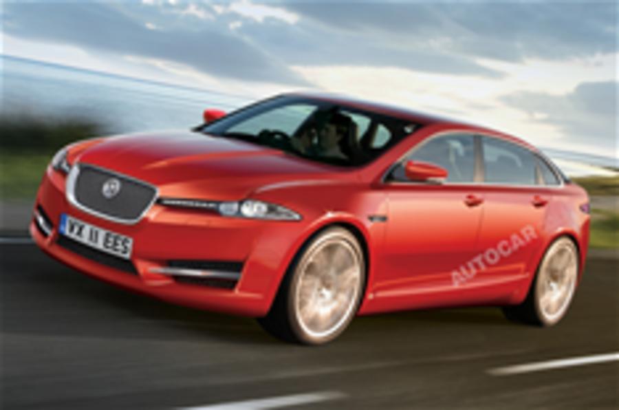 Jaguar hatch to launch in 2014