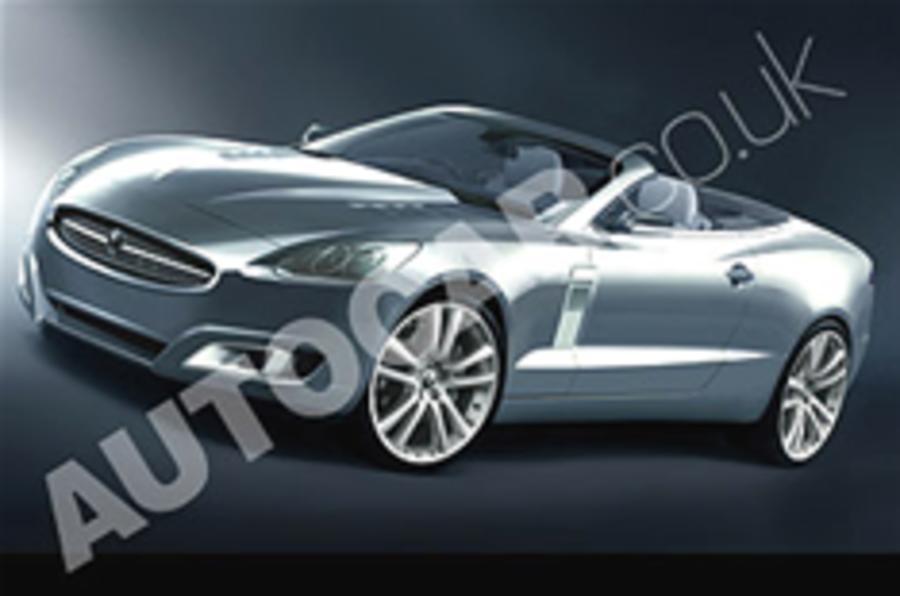 Jaguar XE to use XK platform