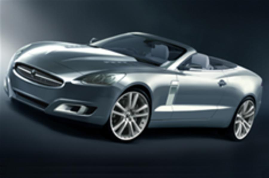 Jaguar roadster set for 2011