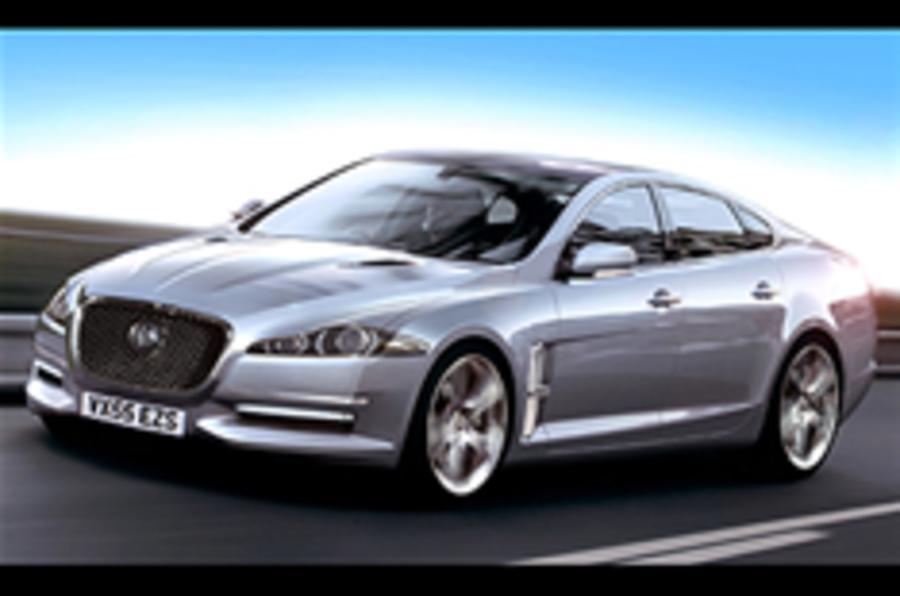 Jaguar to build hybrid XJ