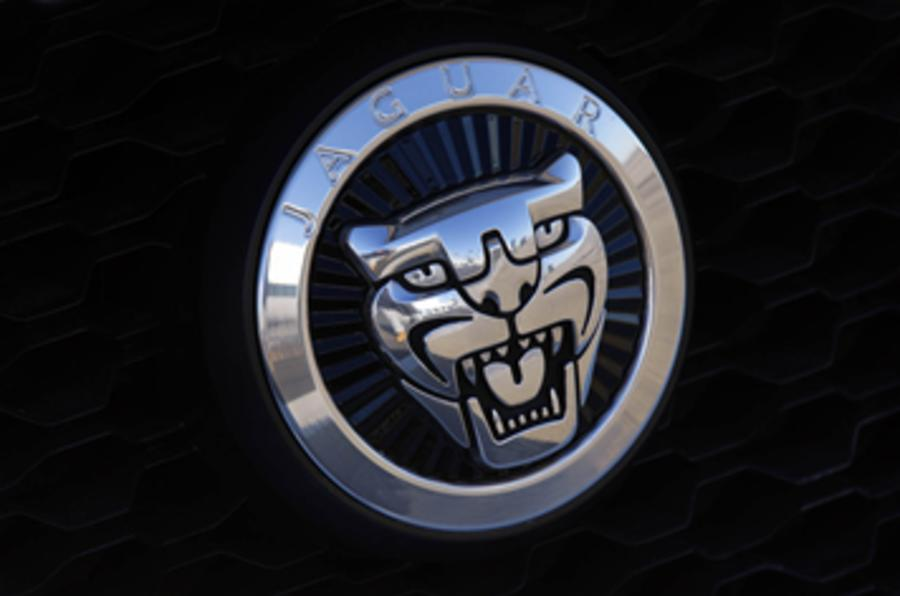 Badge overhaul for Jaguar