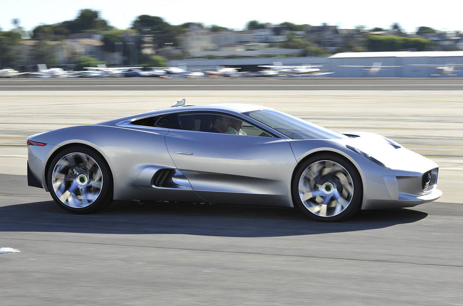 Williams Keen To Build On Jaguar Links ...