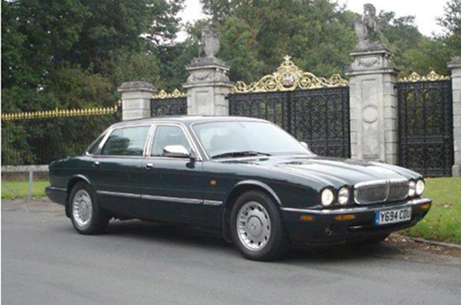 Queen S Jaguar Daimler For Sale Autocar