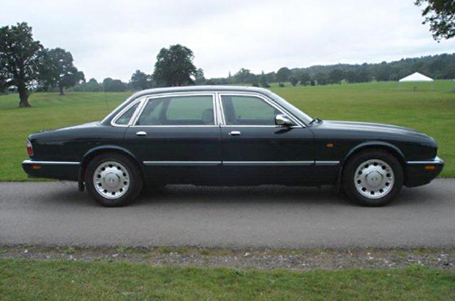 Queen's Jaguar Daimler for sale
