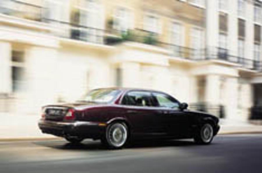 Daimler returns with £80k Super Eight