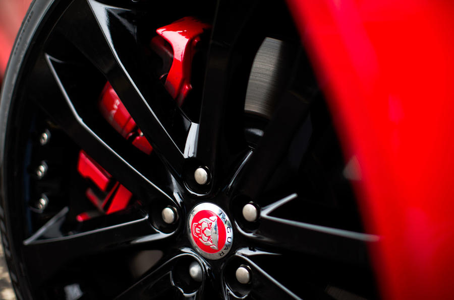 Jaguar F-Type Coupé alloy wheels