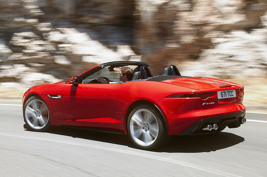 Beijing show: Jag confirms 3.0 V6 F-Type
