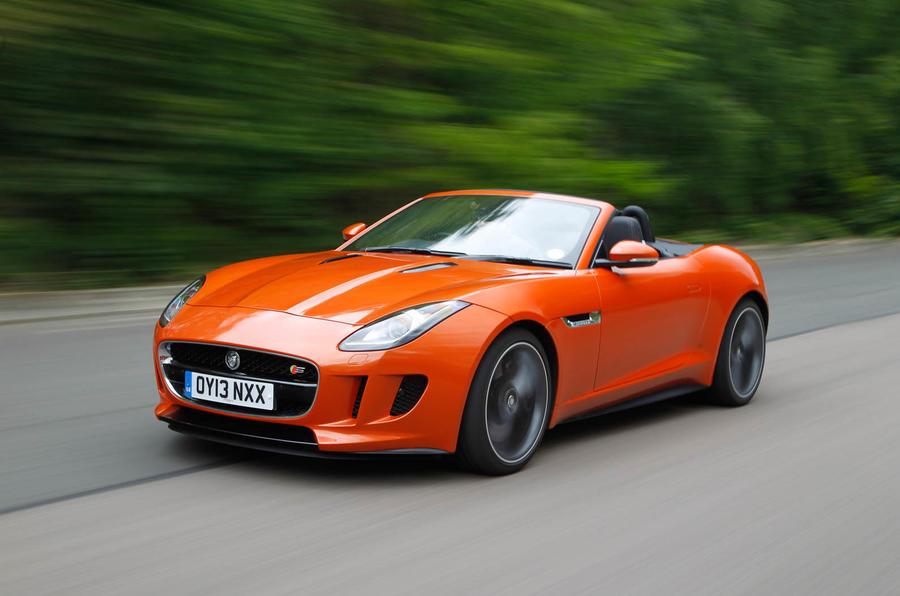 Jaguar versus Porsche, and a most unusual test