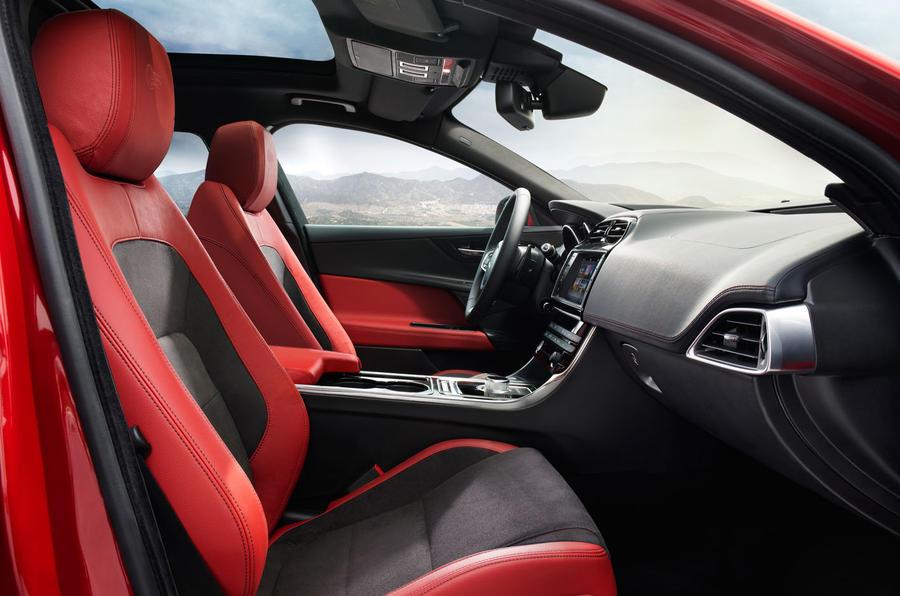 Jaguar XE revealed ahead of 2015 launch