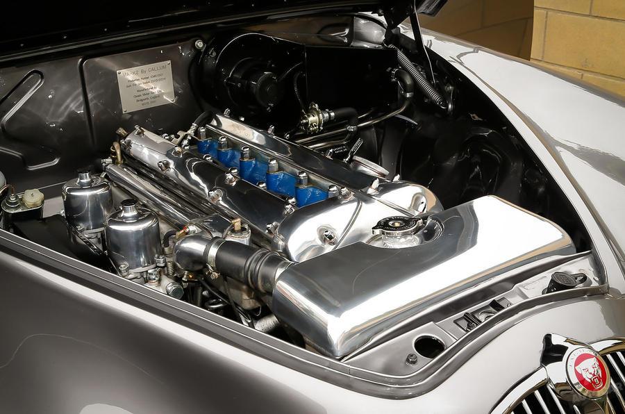 ian callum s jaguar mark 2 driven   picture special autocar