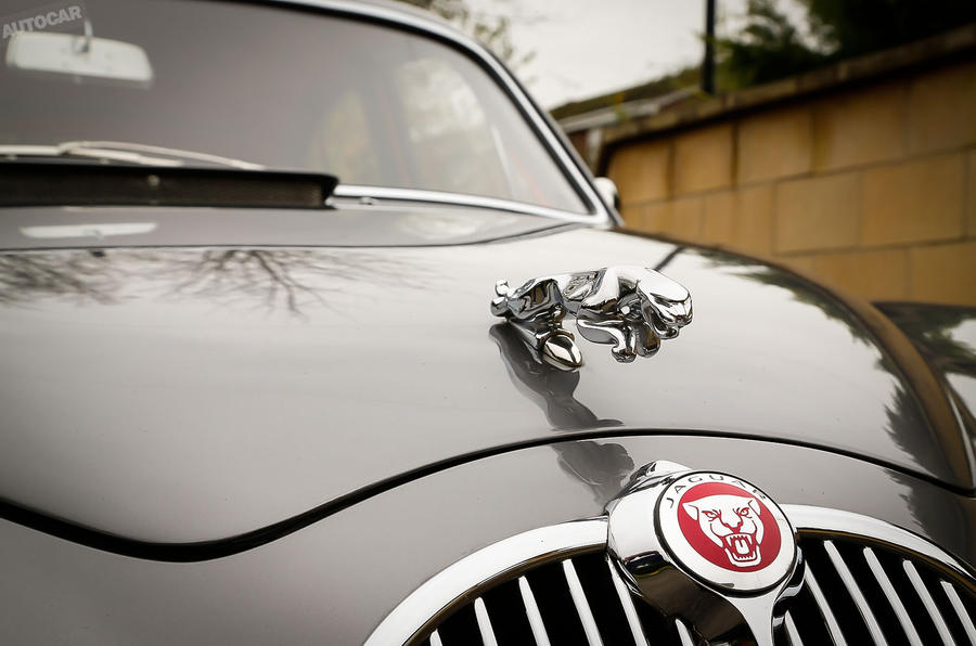 Ian Callum's Jaguar Mark 2 - picture special