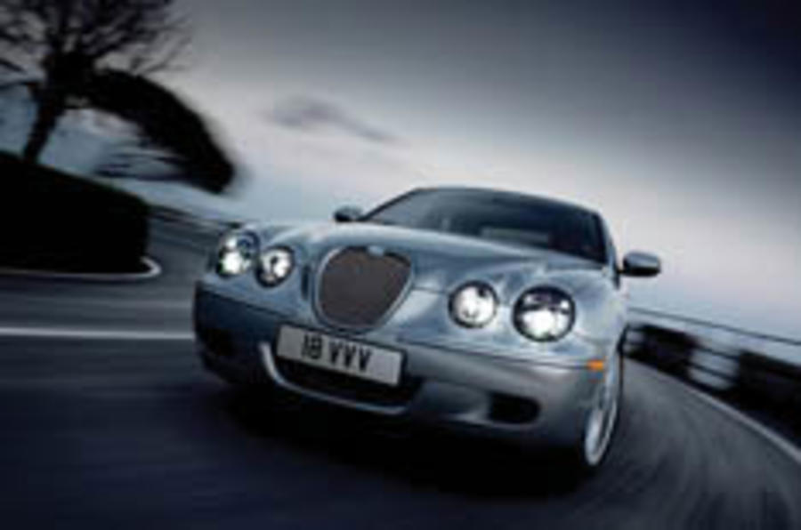 Jag's Super S-type now £5000 cheaper