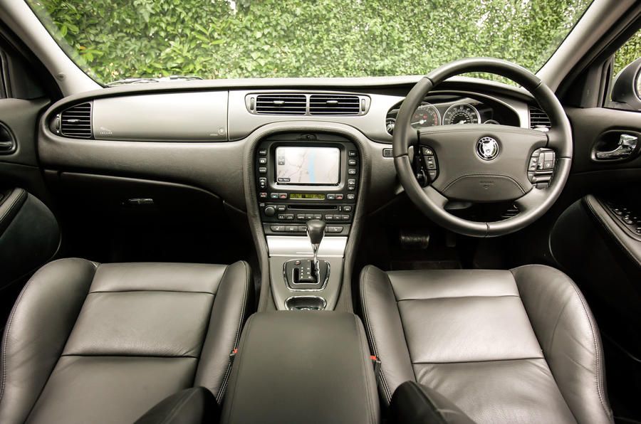 Used car buying guide: Jaguar S-type R (2002-2007)
