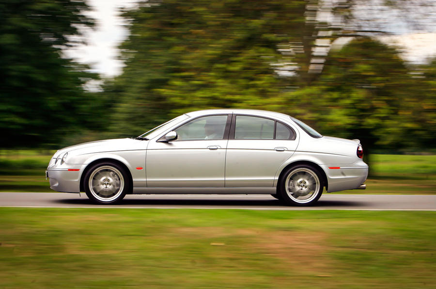 Used car buying guide: Jaguar S-type R (2002-2007)