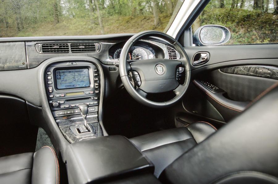 jaguar s type r used car buying guide autocar. Black Bedroom Furniture Sets. Home Design Ideas