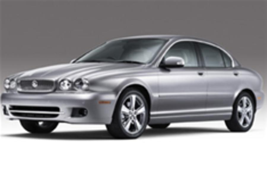 Jaguar X-Type axed