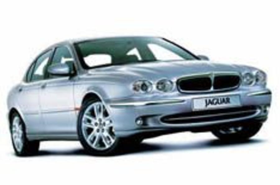 Uncertain future for Jaguar X-type