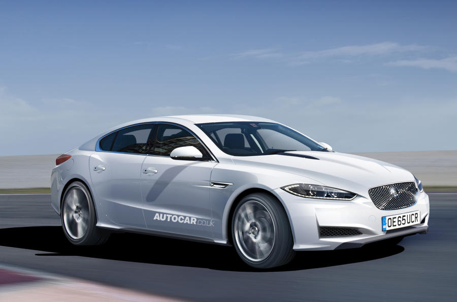 Jaguar confirms 3-series rival for 2015 launch