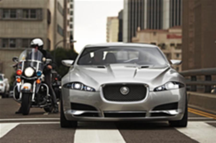 Autocar drives Jaguar's great white hope