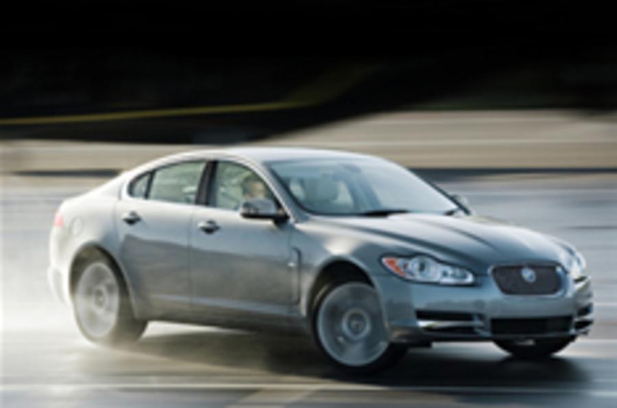 Driven: Jaguar XF