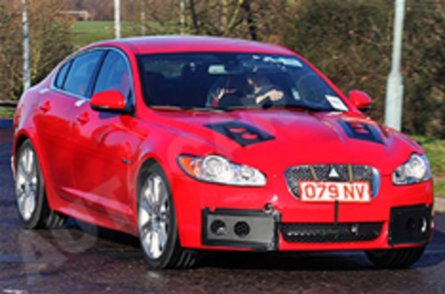 Jag XFR 'could go hardcore'