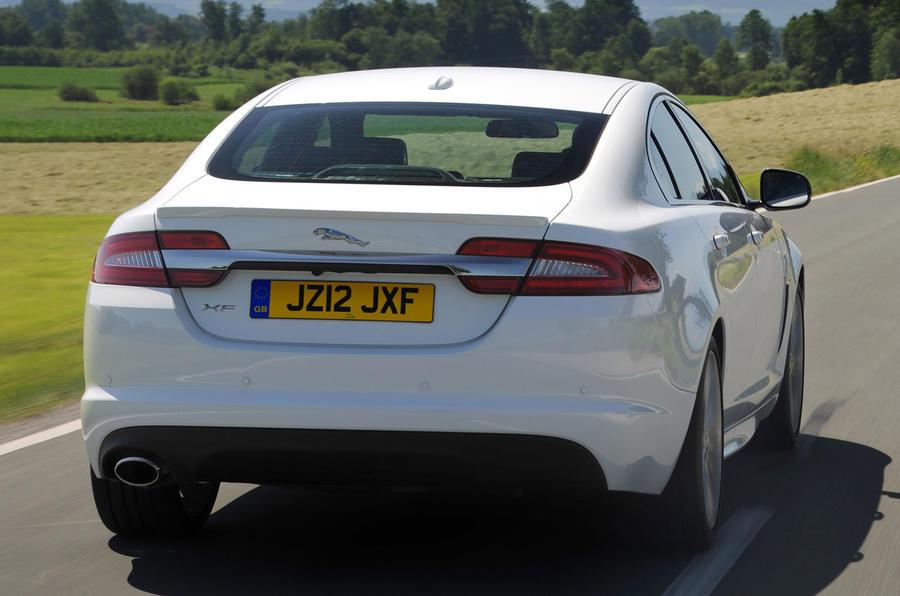 New Jaguar XF variants launched