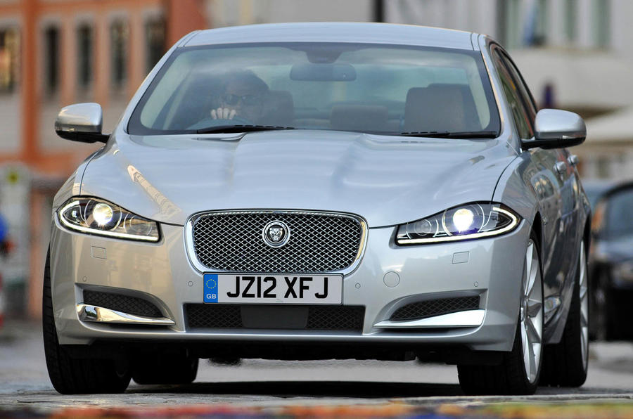 New Jaguar XF variants launched