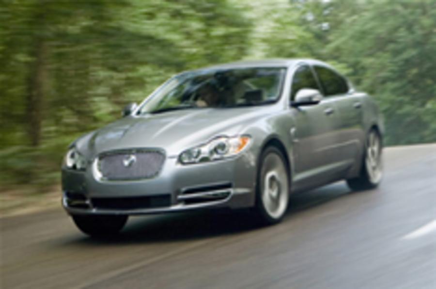 Jaguar sales buck the trend