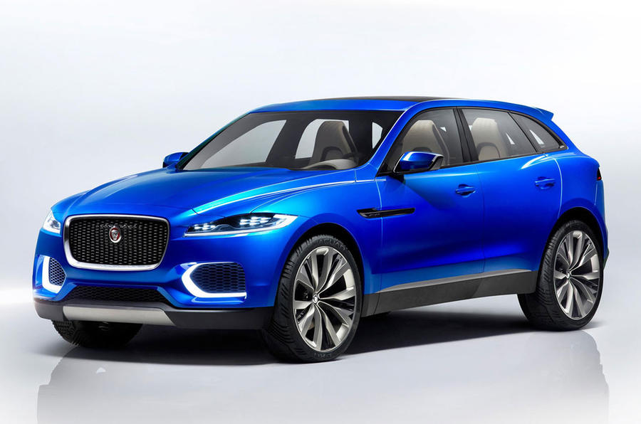 Jaguar drops SUV title from C-X17-based model