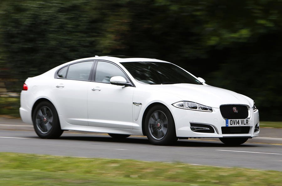 Jaguar XF R Sport First Drive Review